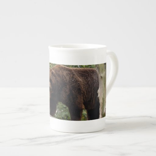 grizzly-bear-013 taza de china