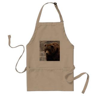 Grizzly Bear Apron