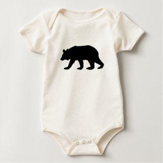 Grizzly Bear Bodysuit