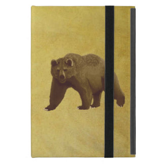 Grizzly Bear Cover For iPad Mini
