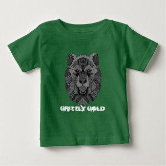 Grizzly Bear Cub Tee Shirt