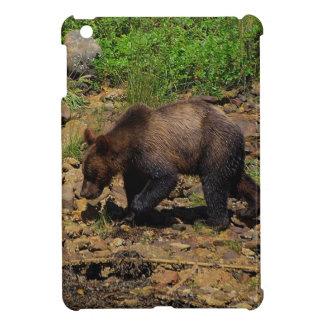 Grizzly Bear Cub Wildlife Photo iPad Mini Case