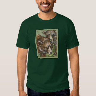 Grizzly Bear Friends Tee Shirt
