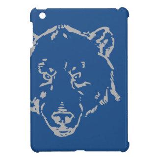 Grizzly Bear Hard shell iPad Mini Case