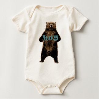 Grizzly bear hug design creeper
