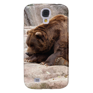 Grizzly Bear i Samsung Galaxy S4 Cases