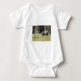 Grizzly Bear in Field at Yellowstone National Park Shirt