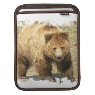 Grizzly Bear iPad Sleeve