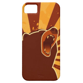Grizzly Bear iPhone 5 Case