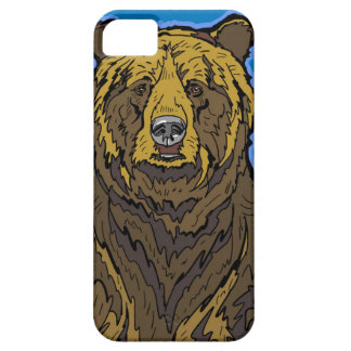 Grizzly Bear iPhone SE/5/5s Case