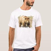 Grizzly Bear Men's T-Shirt