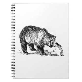Grizzly Bear Note Book