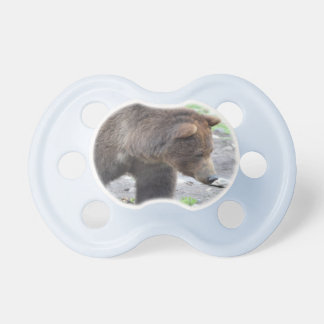 Grizzly Bear BooginHead Pacifier