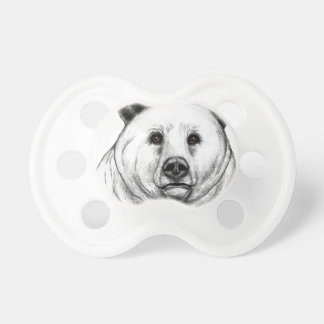Grizzly Bear Pacifiers