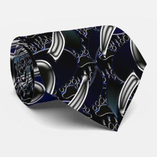 Grizzly Bear Paw Tie