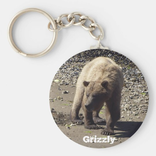 Grizzly Bear products Keychain