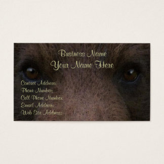 GRIZZLY BEAR Profile & Business Cards