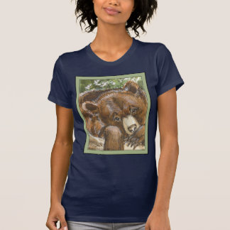 Grizzly Bear Resting Shirt