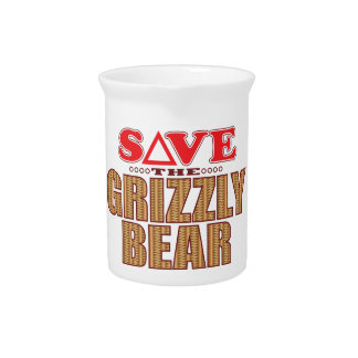 Grizzly Bear Save Pitcher