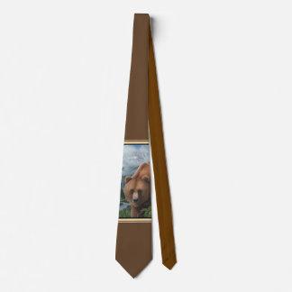 Grizzly Bear Tie