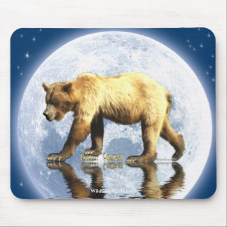 GRIZZLY COUNTRY Bear Collection Mouse Pad