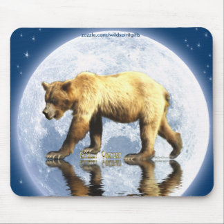 GRIZZLY COUNTRY Wildlife Bear Collection Mouse Pad