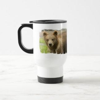 Grizzly Cub Travel Mug