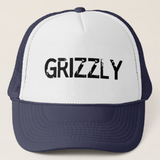 GRIZZLY GAY BEAR PRIDE HAIRY BUTCH OTTER TRUCKER HAT