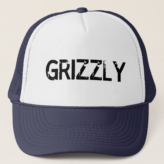 e6e5f905c73a1 GRIZZLY GAY BEAR PRIDE HAIRY BUTCH OTTER TRUCKER HAT