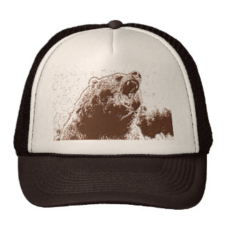 Grizzly Gorro