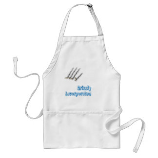 grizzly inc. adult apron
