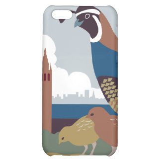 Grizzly Peak Case For iPhone 5C
