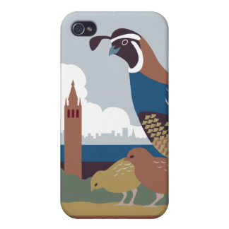 Grizzly Peak iPhone 4 Case