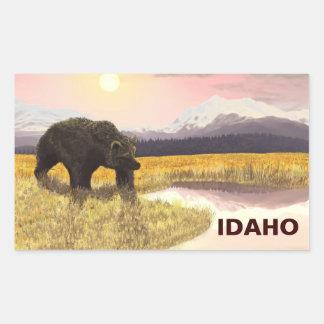 Grizzly Pond Stickers