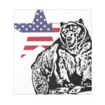 Grizzly US2 Memo Notepads