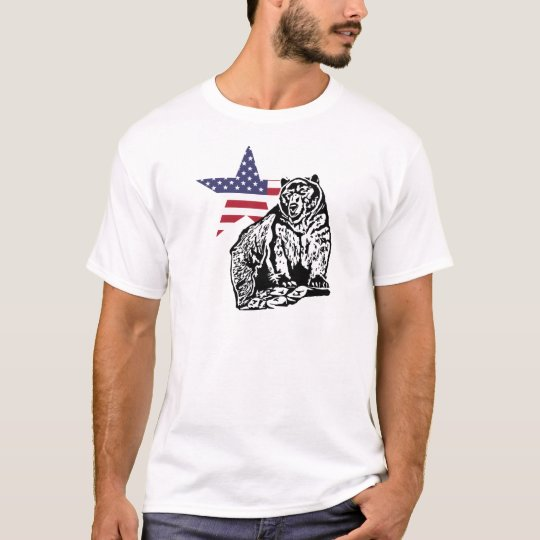 Grizzly US2 T-Shirt