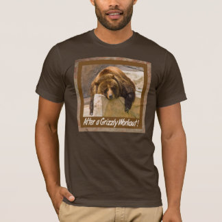 Grizzly Workout Shirt