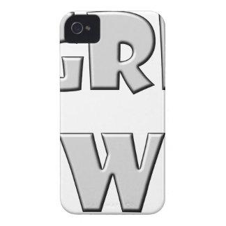 grl pwr9 iPhone 4 Case-Mate case