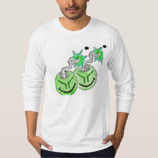 GRN CHERRY BOMBS, B, B T-Shirt