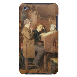 Grocer and wife, 1868 iPod touch Case-Mate case