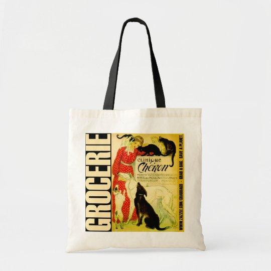 """Grocerie Cheron"" Tote Bag"
