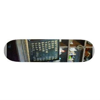 Groceries in General Store Skateboard