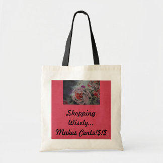 Grocery and Couponing Tote Budget Tote Bag