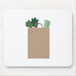 Grocery Bag Mouse Pad