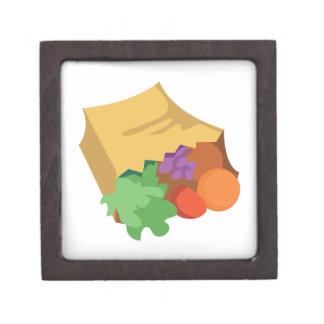 Grocery Bag Premium Jewelry Box