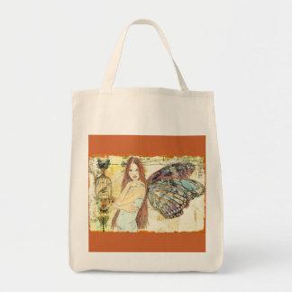Grocery Bag - Reuseable Spirit of Fae