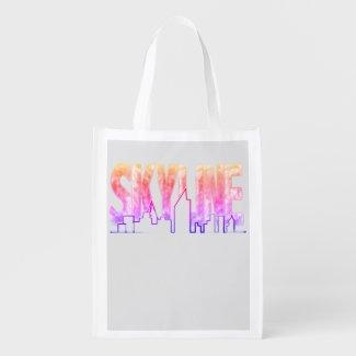 Grocery Bag Skyline