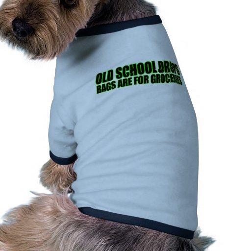 Grocery Bags Doggie Tshirt