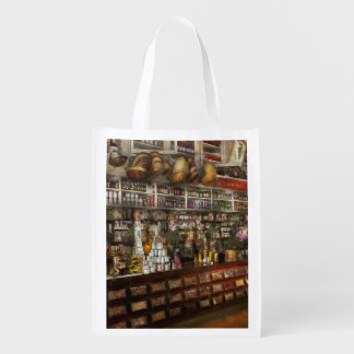 Grocery - Edward Neumann - The groceries 1905 Reusable Grocery Bags