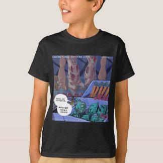 Grocery Graveyards Vegan Funny T-Shirt